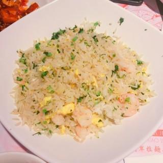 雪菜蝦仁炒飯 - 位於尖沙咀的翡翠拉麵小籠包 (尖沙咀) | 香港