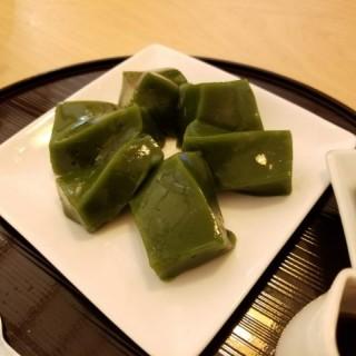 抹茶蕨餅 - 位于铜锣湾的京林屋 (铜锣湾) | 香港