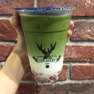 抹茶紅豆鮮奶 - 位於尖沙咀的鹿角巷 (尖沙咀) | 香港
