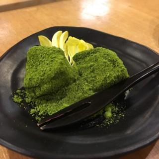 抹茶蕨餅 - 位于尖沙咀的和処 酒肴 (尖沙咀) | 香港