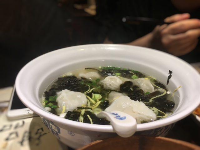 菜肉大餛飩 - 夏麵館 - 中菜館 - 樂富 - 香港