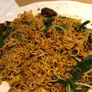 麻辣肉碎五香肉丁炒出前一丁 - 位於尖沙咀的Maxim's Café (尖沙咀) | 香港