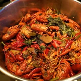 麻辣小龙虾 - 位於銅鑼灣的湘軒 (銅鑼灣) | 香港