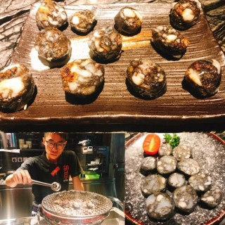 台灣墨魚香腸 -  dari Gyen Hutong Yakiniku Dining Bar (尖沙咀) di 尖沙咀 |Hong Kong