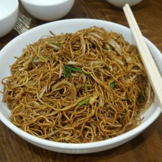 豉油皇炒麵 - 位於鯉魚門的龍騰海鮮酒樓 (鯉魚門) | 香港
