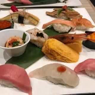 Ginza, Yurakucho, Hibiya's Umegaoka Sushi no Midori Sohonten Ginza Store (Ginza, Yurakucho, Hibiya)|Tokyo