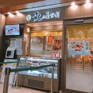 's Umegaoka Sushi no Midori Sohonten Shibuya Store (Shibuya) Tokyo