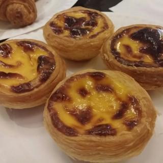 葡撻 -  dari Lord Stow's Bakery (路氹城) di 路氹城 |Macau