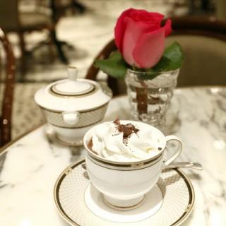 熱朱古力 -  dari The Ritz Carlton Cafe (路氹城) di 路氹城 |Macau