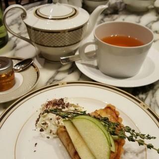 fruit tart -  dari The Ritz Carlton Cafe (路氹城) di 路氹城 |Macau