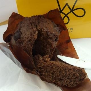 朱古力muffin -  dari Wynn Macaron (路氹城) di 路氹城 |Macau