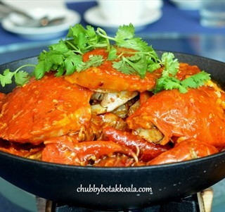 Chilli Crab -  Sentosa / Wokº15 Kitchen (Sentosa)|Singapore