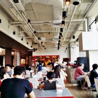 / iSteaks Diner (Serangoon)|Singapore