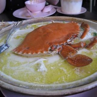 Claypot crab bee hoon soup - 位於Ang Mo Kio的龍海鮮螃蟹王 (Ang Mo Kio) | 新加坡