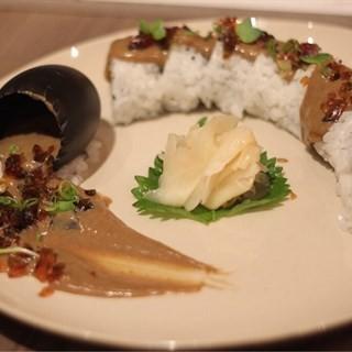 Pitan maki  - Orchard's Hana Restaurant (Orchard)|Singapore