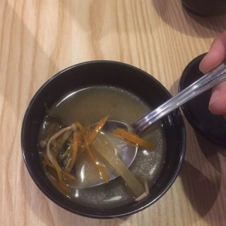 Soup  Of  The  Day - 位於East Coast Park的日本料理 鐵板燒 (East Coast Park) | 新加坡