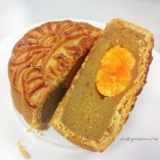 ขนมไหว้พระจันทร์ไส้ทุเรียนไข่เค็ม - 位于ลุมพินี的Summer Palace (ลุมพินี) | 曼谷