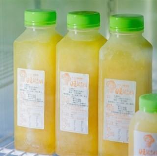土鳳梨原汁 -  dari Pineapple Town (秀水鄉) di  |Changhua / Nantou