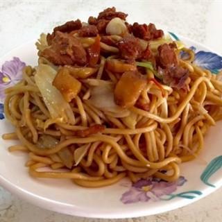 炒麵 -  中埔鄉 / 鈴蘭手工碗粿 (中埔鄉)|雲林/嘉義